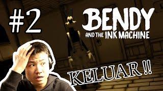 MUSIK KUTUKAN !! JANGAN PERNAH DENGER !! - Bendy and The Ink Machine [Indonesia] #2