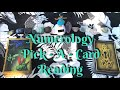 Numerology Pick a Card reading with master numbers