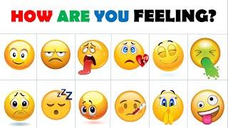 Từ vựng tiếng Anh Chủ đề Cảm xúc/Feeling/ English online
