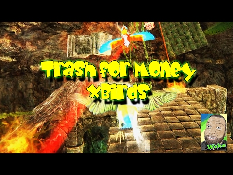 "Trash for Money - Xbird - ""Der totale Knaller"" (German fullHD 60p)"