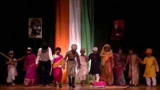 Indian Freedom Fighters Portrayal By Kids