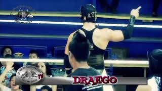 Gambar cover Big NeggyLuchador Draego dedicación