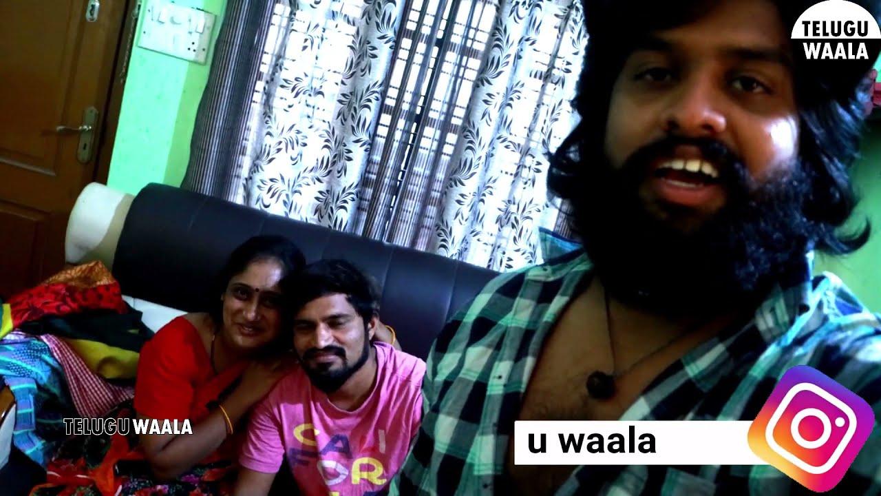 Prank on Mother Part 2 || Prank Gone Emotional || Telugu Pranks || Telugu Waala