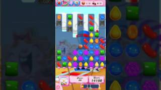 Candy Crush Saga Level 442 - NO BOOSTERS