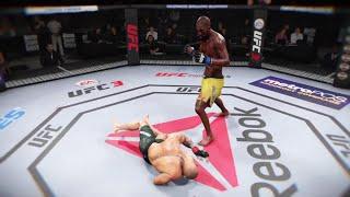 Deontay Wilder vs Conor McGregor l UFC 3