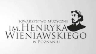Henryk Wieniawski Violin Concert No. 2 in D minor op. 22 part 2 Romance. Andante non troppo