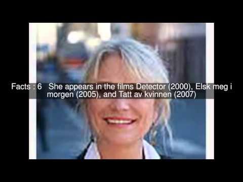 Marian Saastad Ottesen Top  8 Facts