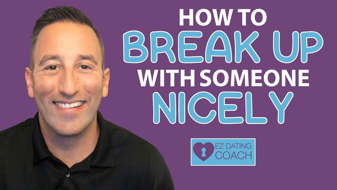 How To Break Up With Someone NICELY (1 Step = Clean Break)