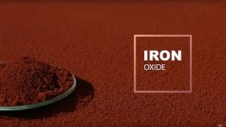 Synthetic iron oxides and chrome oxides | G&C Colors