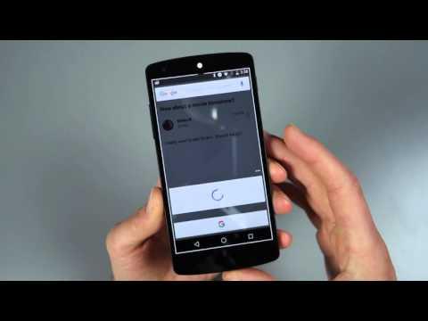 Google Now on Tap Tour!
