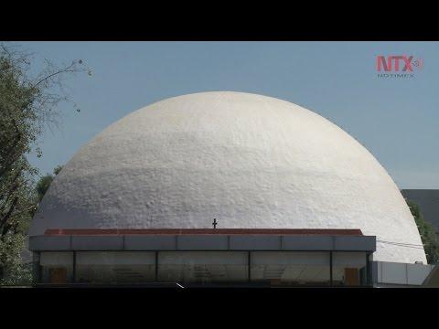 """Planetario """"Luis Enrique Erro"""" estrena sistema de proyección"""