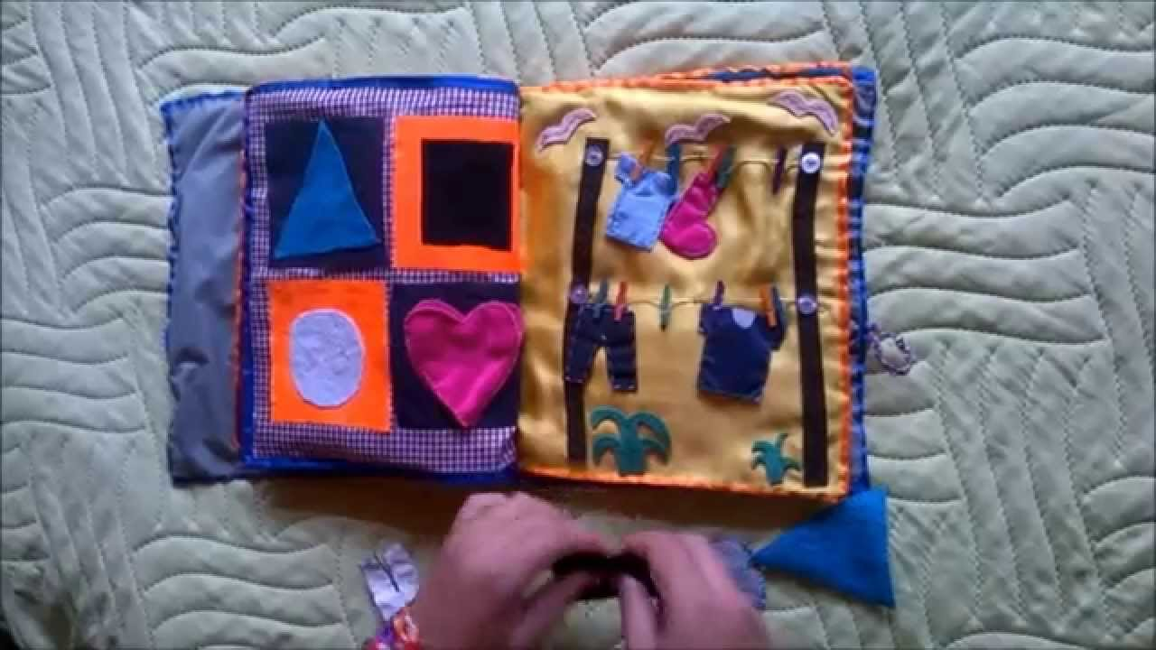 Libro did ctico para bebe youtube - Vinilos para habitaciones de bebes ...