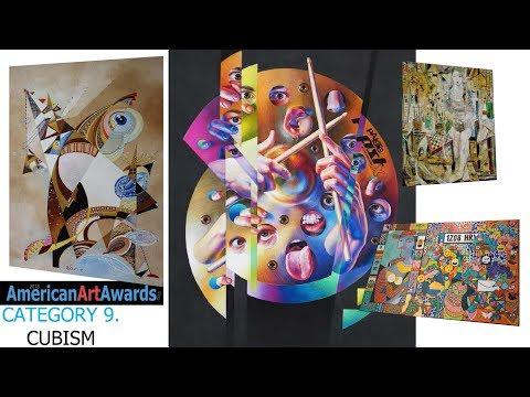 WORLD'S BEST CUBISTS PER AMERICAN ART AWARDS