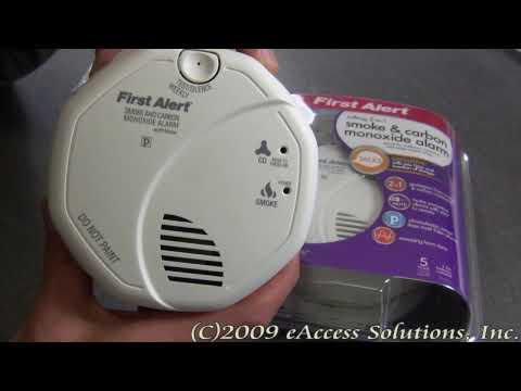 Ei141 Smoke Alarm >> Batterij rookmelder vervangen   Doovi