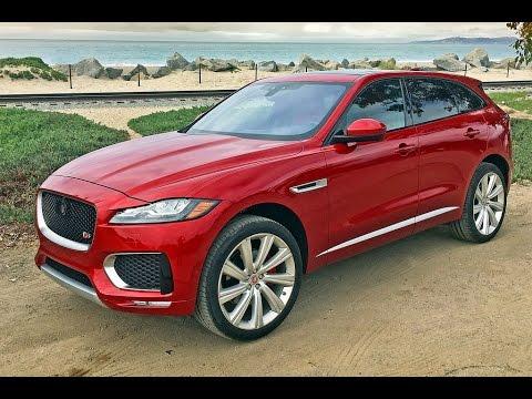 Jaguar F Pace S 2018 Car Review