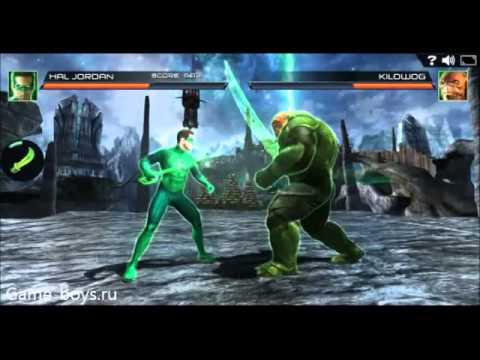 Lets Play Green Lantern: Rise Of The Manhunters