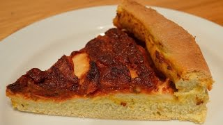 The Chicago Deep Dish Pizza Dough Controversy: Corn Meal Or Corn Oil?