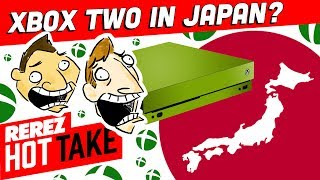 Xbox Two Targets Japan?! - Rerez Hot Take