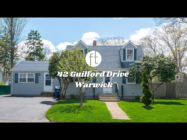 Tour of 42 Guilford Drive, Warwick
