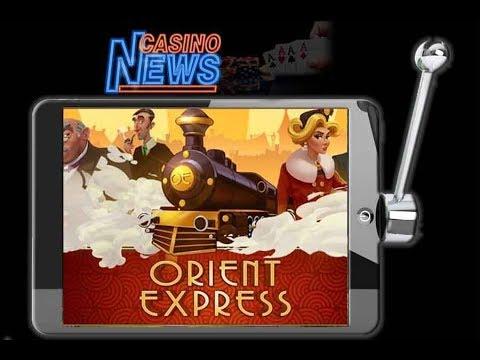 Der Orientexpress Slot von Yggdrasil Gaming