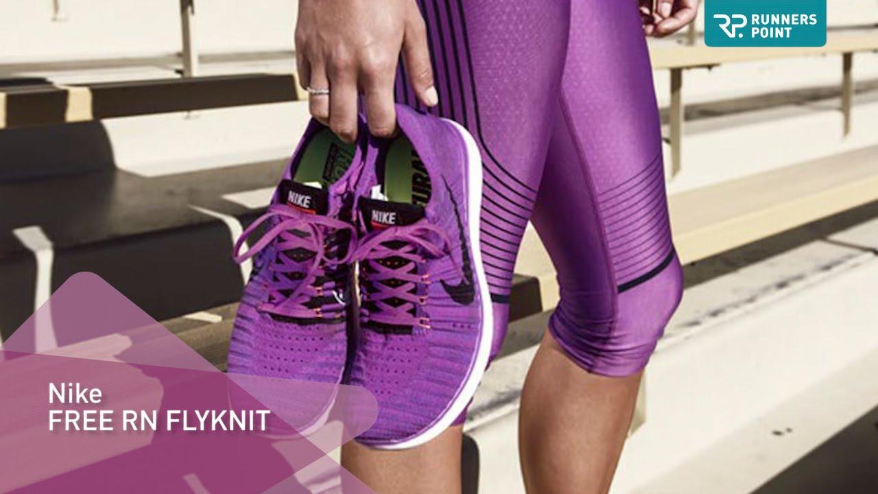 Nike Free Rn Vs Free Rn Flyknit