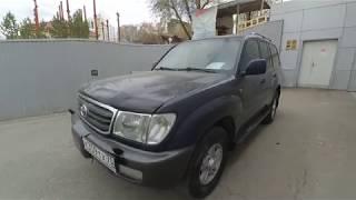 Продажа Toyota Land Cruiser 100 в Новосибирске, 1998 год