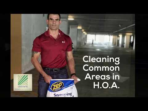 Cleaning your Parking Garage - HOA