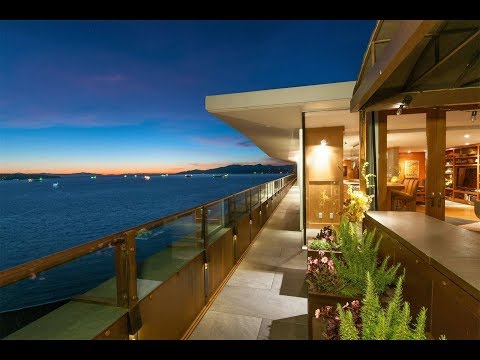 Exquisite Private Penthouse in Vancouver, Canada | Sotheby's International Realty