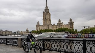 En Russie, le seuil des 200 000 cas de contamination franchi