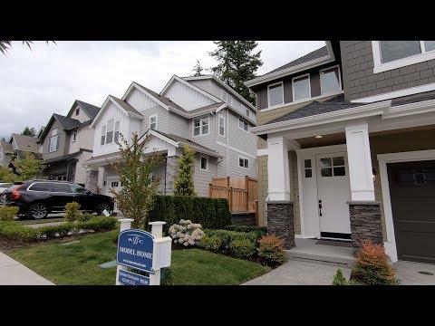 ВЛОГ #94. Недвижимость в Сиэтле. Новые дома в Redmond'е.