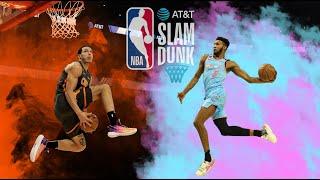 Download Lagu Slam Dunk Contest 2020 - The Box ᴴᴰ mp3