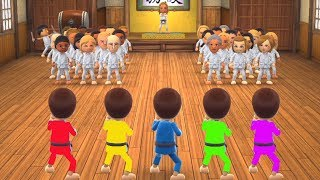 Wii Party U Dojo Domination #10