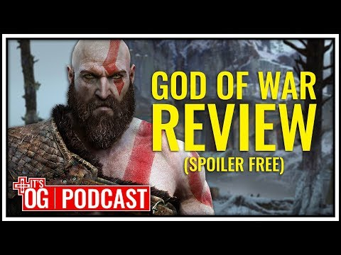 God of War Spoiler-Free Review - It's Obvious Podcast Ep. 150