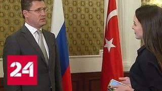 Александр Новак: ввоз томатов из Турции разрешат с 1 ноября - Россия 24