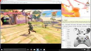 Configuração Controles PS2 e Xbox (Dolphin) Zelda Skyward Sword