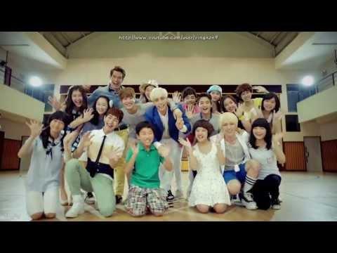 [繁中字] SHINee - Green Rain (초록비) 女王的教室OST Clip 1