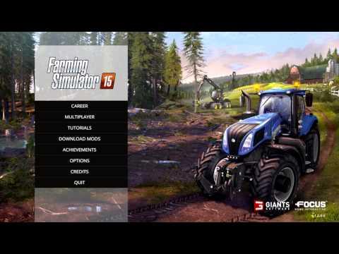 Farming Simulator 2015 - Menu Music