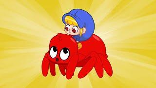 The Spookler | Halloween Episode | NEW | My Magic Pet Morphle | Kids Cartoons | Moonbug Kids
