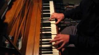 Rush  La Villa Strangiato - (piano)