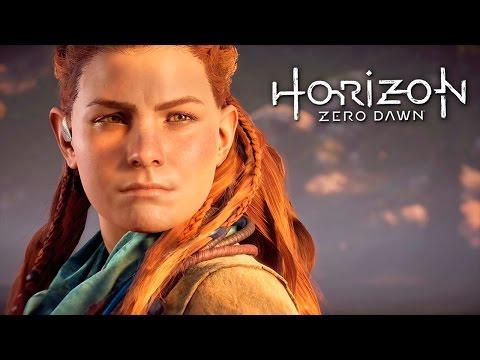 HORIZON ZERO DAWN #1   ALOY O INICIO (PS4 PRO/PORTUGUÊS)