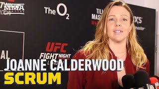Joanne Calderwood Thinks Win Over Katlyn Chookagian Leads to Title Clash - MMA Fighting
