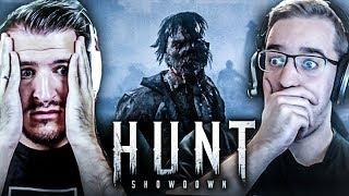 MOJA NOWA ULUBIONA GRA? | Hunt: Showdown (/w IZAK)