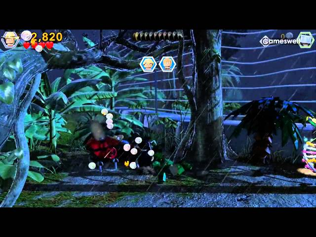 LEGO Jurassic World (видео)