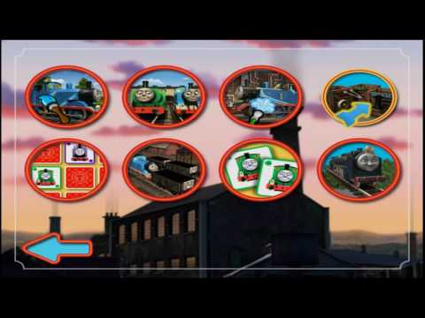 Thomas and Friends heroes of the rails mini games