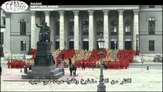 مئات العراة يفتتحون موسم دار الاوبرا في المانيا