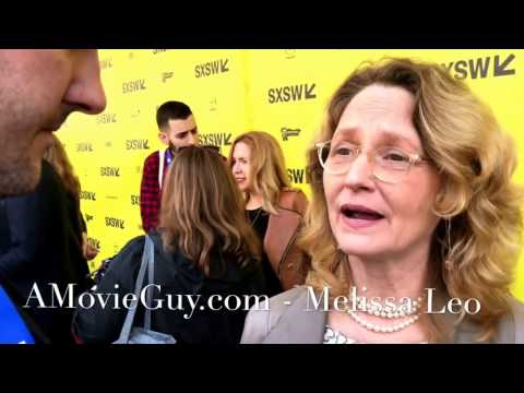 Melissa Leo- Red Carpet Interview with AMovieGuy.com- The Most Hated Woman in America