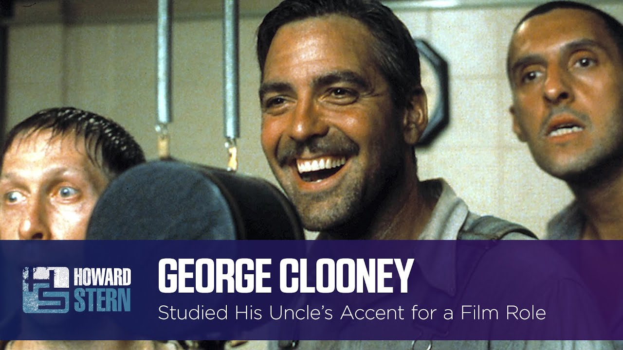 """George Clooney Used His Uncle's Accent in """"O Brother, Where Art Thou?"""""""