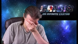 CRISIS ON INFINITE EARTHS PART 1 REVIEW