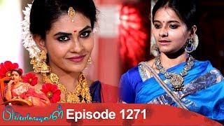 Priyamanaval Episode 1271, 20/03/19