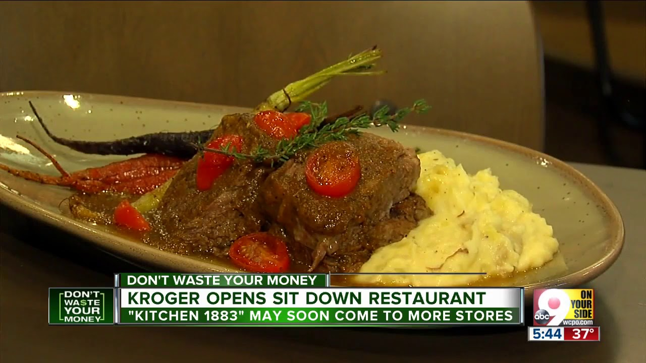 S kitchen 1883 could lead to other new restaurant concepts